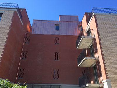 Kupferfassade - Gebäude Region Zürich